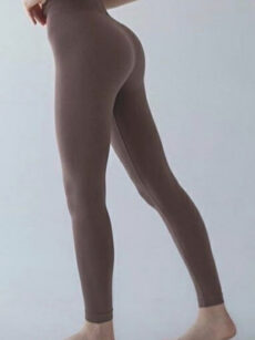 женские лосины цвет капучино